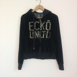 Ecko Sequin Hoodie
